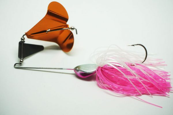 Pink Dragon Buzz Baits