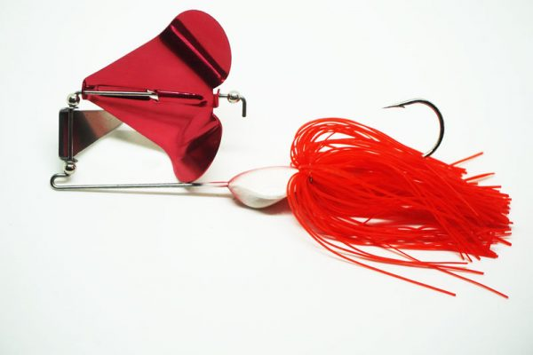 Red Dragon Buzz Baits