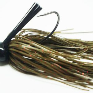 Green Pumpkin Football Jig