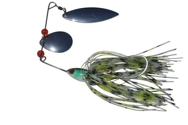Chart Illusion Spinner Baits