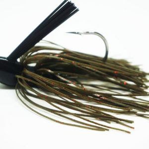 Green Pumpkin Flipping Jig