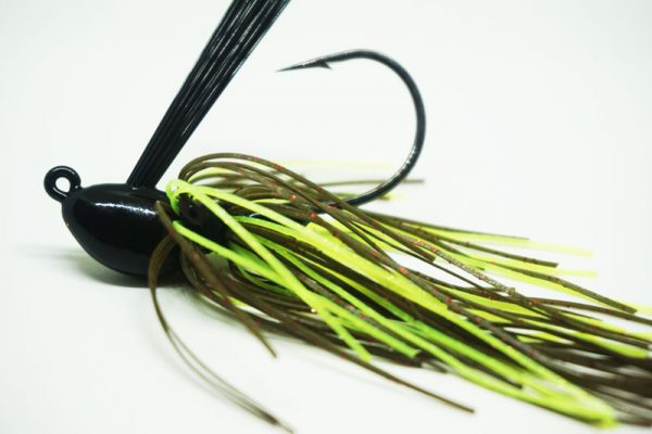 Green Pumpkin/Chart Flipping Jig