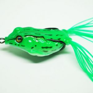 Mean Green Frogs Jig