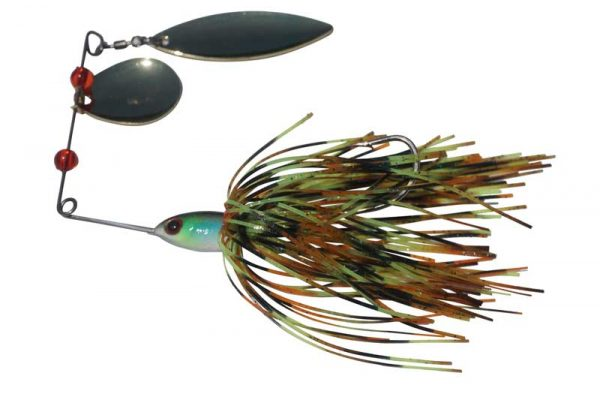 Mudy Water Spinner Baits